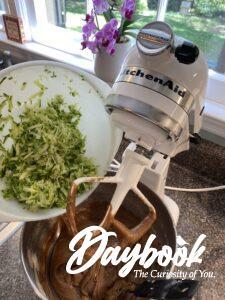 add zucchini to the mix