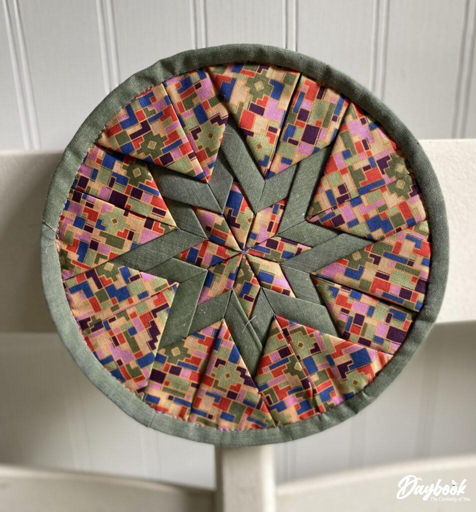 handmade pot holder